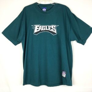 Reebok NFL Philadelphia Eagles on field t shirt